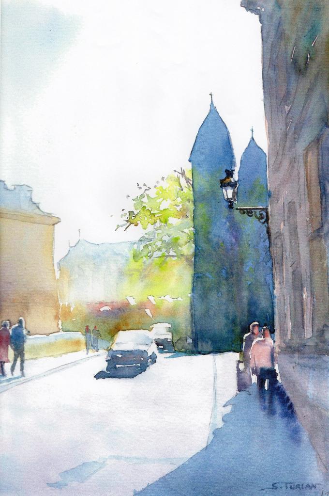 Rue du Pont St Marcel
