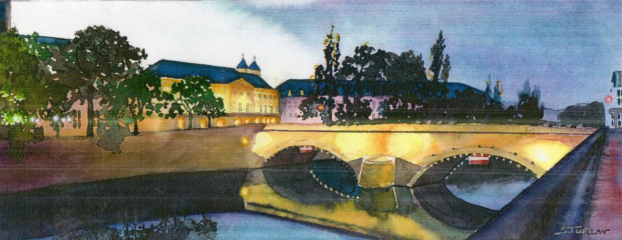 Le pont des Roches