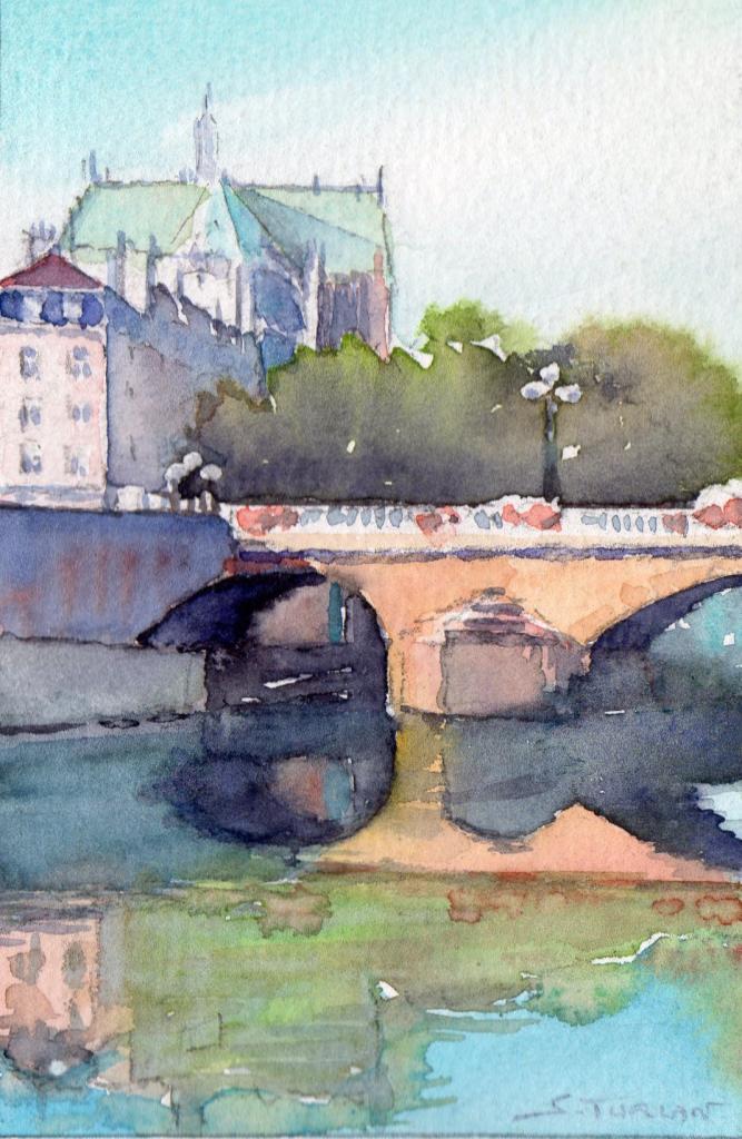 Pont St Georges
