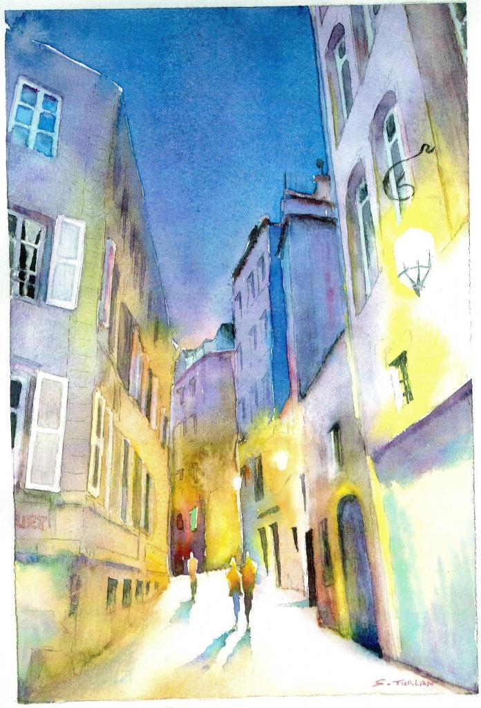 Rue des Roches