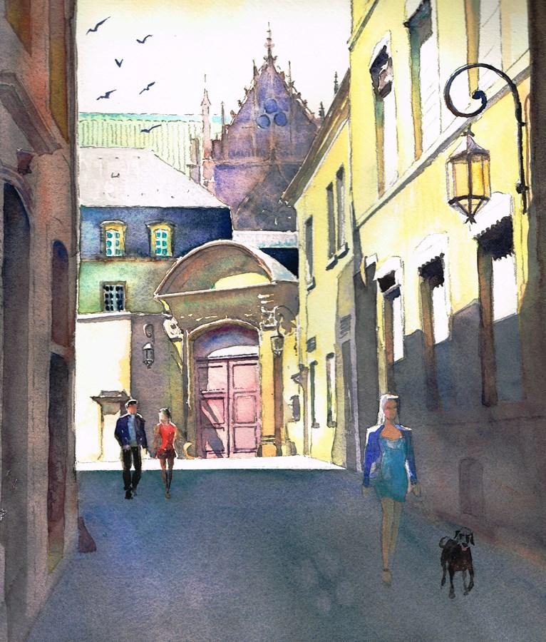 Rue de la Princerie