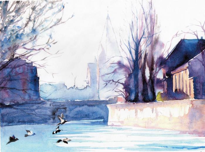 Canal de Metz