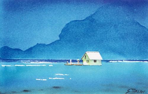 Cabane du pêcheur