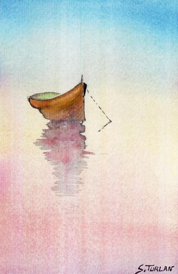 La barque 1