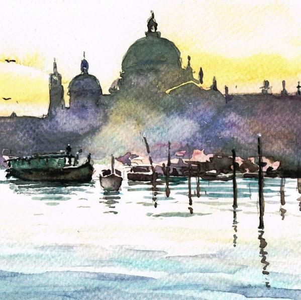 Vaporetto a Venise